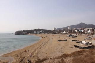 Dalian Bathing Beach