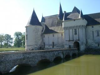 the plessis-bourre castle