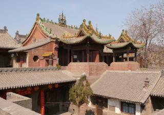 Zhang Bi Old Castle