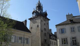 Beaune Clock Tower