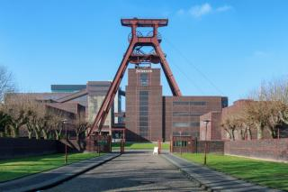 Zollverein Coal Mine Industrial Complex