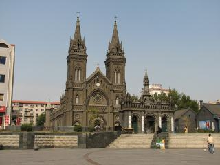 Nanguan Catholic Church