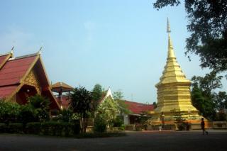 Wat Phra That Doi Tong