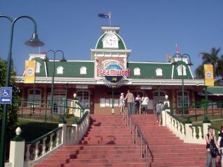Dreamworld Theme Park
