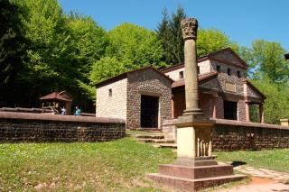 Roman Temple District, Tawern