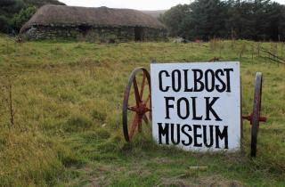 Colbost Croft Museum