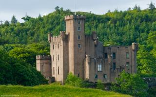 Dunvegan Castle And Gardens