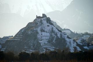 The Snow Garden Of Tourbillon
