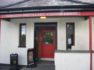 Tomatin Distillery Visitors Centre