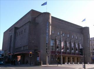 royal liverpool philharmonic hall
