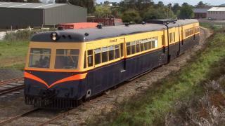 Daylesford Spa Country Railway