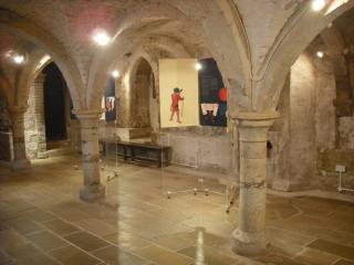 Eastbridge Hospital Of St. Thomas The Martyr