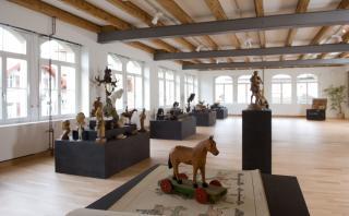 Schweizer Holzbildhauerei Museum