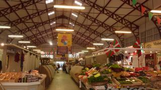 Mercado Les Halles