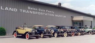 Cole Land Transportation Museum