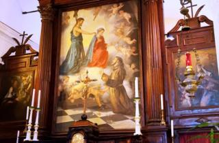 Image of Church Of San Francesco- Capuchin Friars Monastery