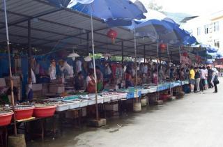 Zhuhaiwanzai Seafood Street