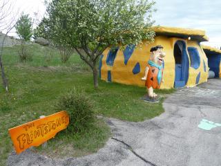 Flintstone's Bedrock City