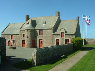 Jacques Cartier Manor House