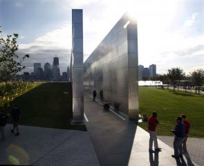 Empty Sky 9-11 Memorial