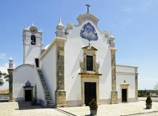 Church Of Sao Lourenco