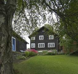 Sigrid's Undset's Hjem Bjerkeback