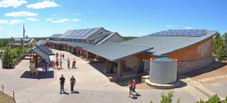south rim visitor centre