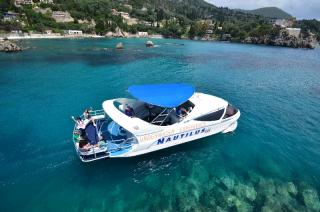 nautilus underwater experience