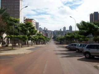 Avenida Jorge Schimmelpfeng