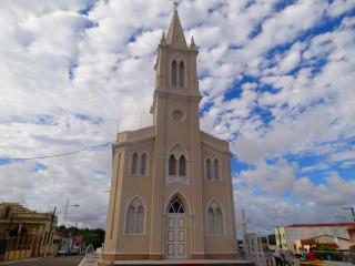 Santo Antonio Church And Hill