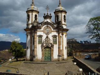 igreja san francisco de assis
