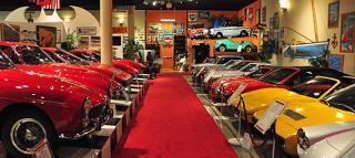 museo do automovel