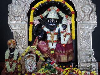 Iskcon Bangalore, Sri Sri Lakshmi Narasimha Temple
