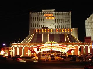 Circus Circus Las Vegas Hotel And Casino