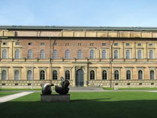 The Alte Pinakothek