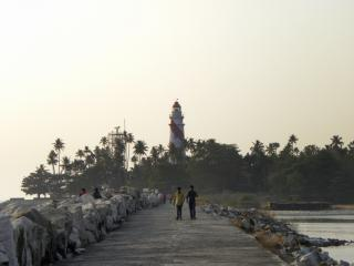 Tangasseri Lighthouse