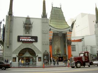 T C L Chinese Theatre