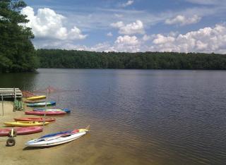 Lake Johnson Park
