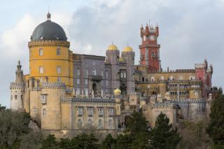 National Palace Of Pena And Pena Park