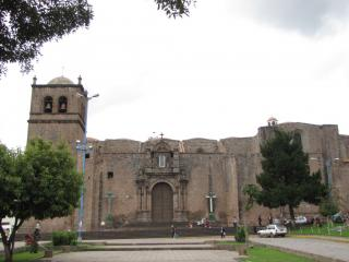 The San Francisco Church And Monastery