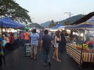 Pekan Kuah Night Market