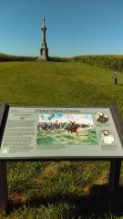 east cavalry battlefield