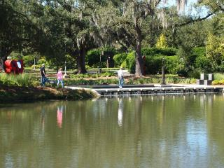 Image of The Sydney And Waldabesthoff Sculpture Garden