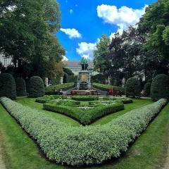 Jardin Du Petit Sablon