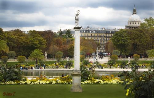 Jardin du luxembourg paris ticket price timings address triphobo poi - Jardin de luxembourg hours ...