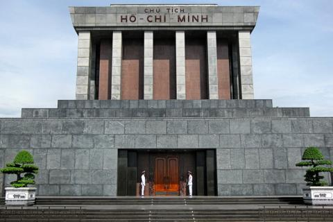 Ho Chi Minh Mausoleum, Hanoi - TripHobo