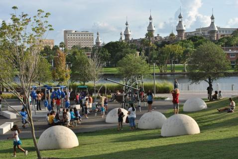 Roulette park tampa address
