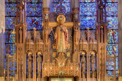 Saint Vincent Ferrer New York City Christmas 2021