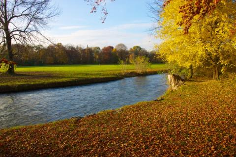 München fkk garten englischer Englischer Garten