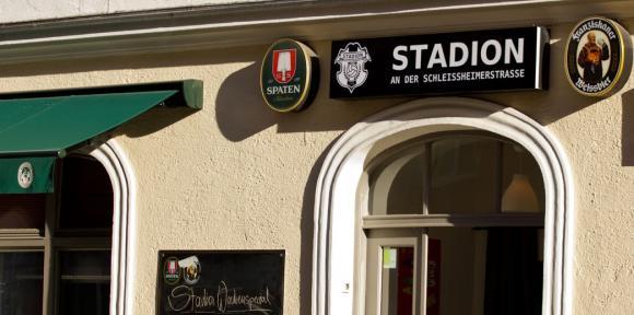 Stadion An Der Schleißheimer Straße